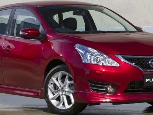 Car Rental Nissan Pulsar ( Group D)