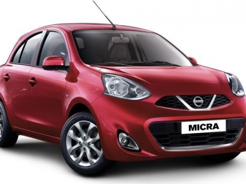 Car Rental Nissan Micra (Group B)